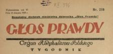 Głos Prawdy 1928 N.258