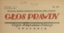 Głos Prawdy 1928 N.259