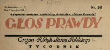 Głos Prawdy 1928 N.261