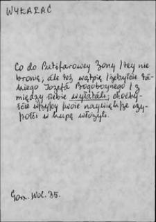 Kartoteka Słownika języka polskiego XVII i 1. połowy XVIII wieku; Wylatać - Wynieśle