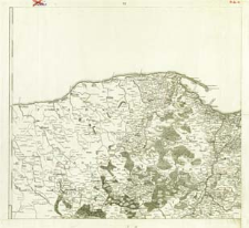 Regni Poloniae, Magni Ducatus Lituaniae Nova Mappa Geographica concessu Borussorum Regis. VI