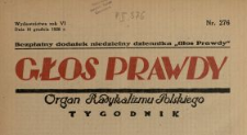 Głos Prawdy 1928 N.276
