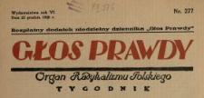 Głos Prawdy 1928 N.277