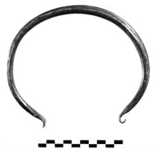 necklace (Kokorzyn) - metallographic analysis