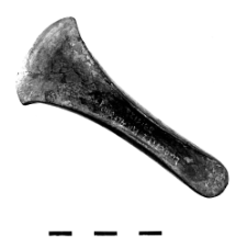 axe (Łabiszyn) - metallographic analysis