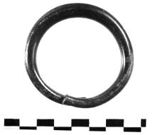 bracelet (Osięciny) - metallographic analysis