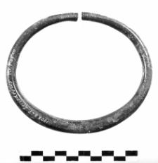 armlet (Szczodrowo) - metallographic analysis