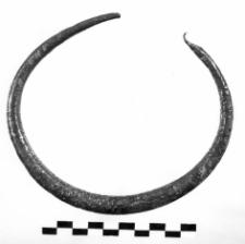necklace (Szczodrowo) - metallographic analysis)