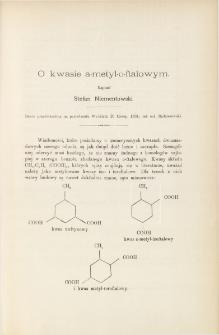 O kwasie a-metyl-o-ftalowym