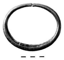 armlet (Szczepankowo) - metallographic analysis