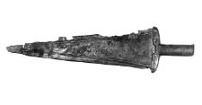 dagger (Granowo) - metallographic analysis
