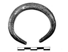 bracelet (Dratów) - metallographic analysis