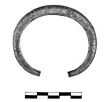 bransoleta (Dratów) - analiza metalograficzna