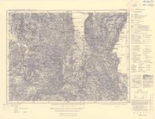 Karte des Deutschen Reiches 1:100 000, 650. Weilheim