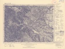 Karte des Deutschen Reiches 1:100 000, 644. Freiburg i Breisgau