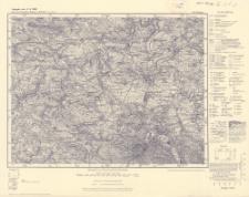 Karte des Deutschen Reiches 1:100 000, 590. Stuttgart