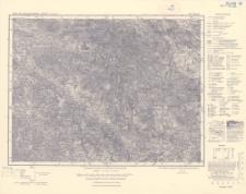 Karte des Deutschen Reiches 1:100 000, 582. Zwiesel