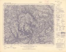 Karte des Deutschen Reiches 1:100 000, 504. Kochem
