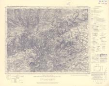 Karte des Deutschen Reiches 1:100 000, 494. Kurort Oberwiesenthal