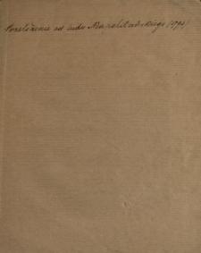 Przełozenie Od Ludu Neapolitańskiego podane Królowi swoiemu po doszłey wiadomości o śmierci Ludwika XVI