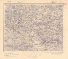 Karte des Deutschen Reiches, 500. Gleiwitz