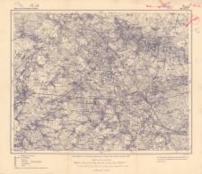 Karte des Deutschen Reiches, 499. Cosel