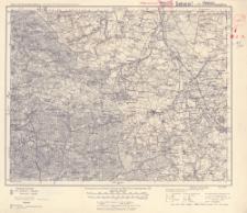 Karte des Deutschen Reiches, 479. Woischnik-Koziegłowy