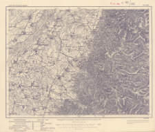 Karte des Deutschen Reiches, 603. Bühl