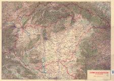 Csonka-Magyarország : áttekintőtérképe
