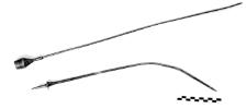 szpila (Brześć Kujawski) - analiza metalograficzna
