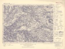 Karte des Deutschen Reiches 1:100 000, 658. Stühlingen