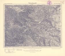 Karte des Deutschen Reiches, 644. Freiburg i Breisgau