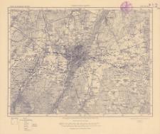 Karte des Deutschen Reiches, 638. München