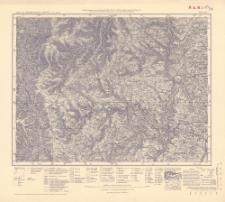 Karte des Deutschen Reiches 1:100 000, 604. Calw
