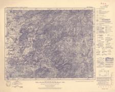 Karte des Deutschen Reiches 1:100 000, 486. Büdingen