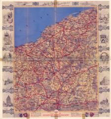 Standard-Luftbildkarte. Plan 28, Hinterpommern