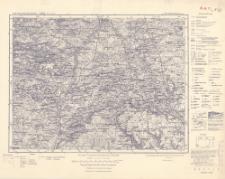 Karte des Deutschen Reiches 1:100 000, 578. Weißenburg in Bayern