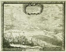 Conflictus apud Tarnovam et Wounicium Ubi Rex Carolus Gustavus cum parte Sui equitatus, Conietzpolscium [...] Die 23 septemb: 1655