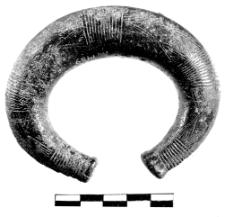 open bracelet (Stawiszyce) - metallographic analysis