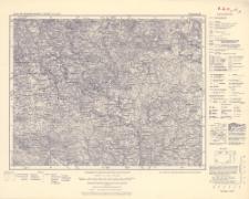 Karte des Deutschen Reiches 1:100 000, 534. Kemnath