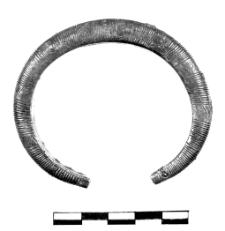 bracelet (Dratów) - chemical analysis