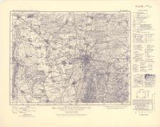 Karte des Deutschen Reiches 1:100 000, 527. Darmstadt