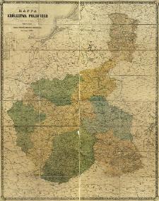 Mappa Królestwa Polskiego