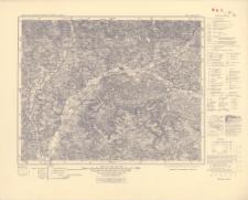 Karte des Deutschen Reiches 1:100 000, 512. Lichtenfels