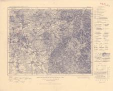 Karte des Deutschen Reiches 1:100 000, 508. Hanau
