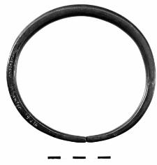 bracelet (Pierwoszewo) - chemical analysis