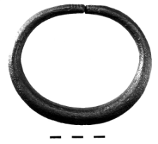bracelet (Piotrkowice) - chemical analysis