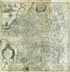 Magni Ducatus Lithuaniae, caeterarumque regionum illi adiacentium exacta descriptio