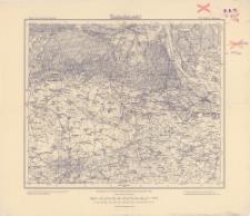 Karte des Deutschen Reiches, 254. Argenau-Służewo