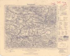 Karte des Deutschen Reiches, 371. Sprottau